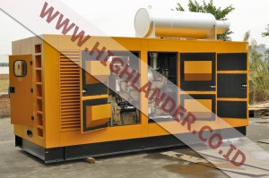 Genset Murah Cummins 682KVA