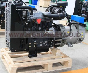 Engine Genset Super Silent Perkins