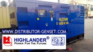 Genset Cummins 400 KVA