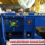 Test Commissioning Genset HL Yanmar 60 Kva