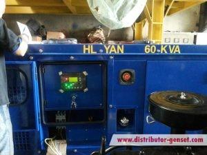 HL Yanmar 60 KVA