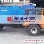 Jual Genset Trailer Murah Berkualitas | Highlander® Distributor Genset