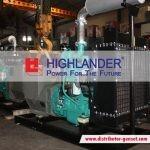 Jual Genset Volvo Open Murah | Highlander® Distributor Genset