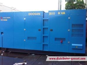 Doosan 500 KVA