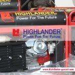 Genset Termurah | Highlander® Distributor Genset