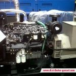 Sewa Genset Perkins Open 135kva| Highlander® Distributor Genset