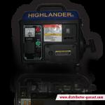 Jual Genset Portable HL-1200 | Highlander® Distributor Genset