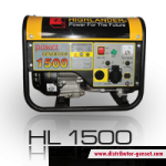 Jual Genset Portable HL 1500 | Highlander® Distributor Genset