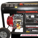 Jual Genset Portable Honda 7000 | Highlander® Distributor Genset