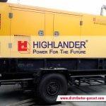 Sewa Genset Trailer Murah Berkualitas | Highlander® Distributor Genset