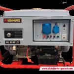 Jual Genset Portable HL 9900 LX | Highlander® Distributor Genset