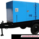 Genset Trailer Type | Highlander® Distributor Genset