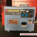 Jual Genset Portable Mini | Highlander® Distributor Genset